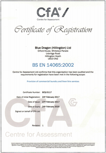 BS EN 14065